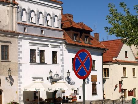 Art Gallery in Kazimierz Dolny, Poland  Stock Photo - 13575723