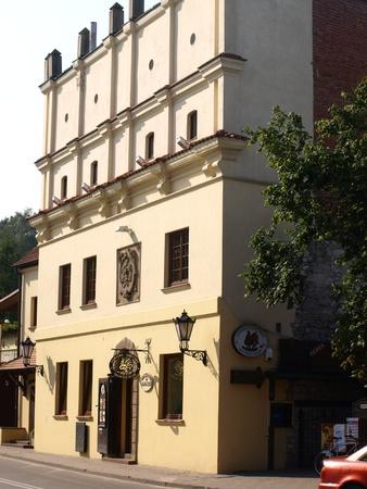 Bakery  in Kazimierz Dolny, Poland