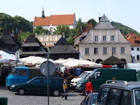 Old Market Place, Kazimierz Dolny, Poland Stock Photo - 13575731