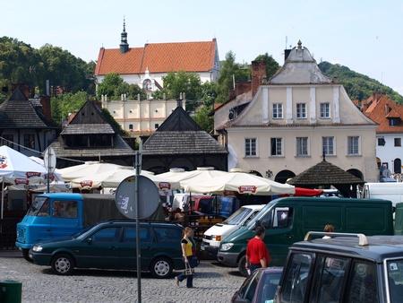 Old Market Place, Kazimierz Dolny, Poland Stock Photo - 13575731