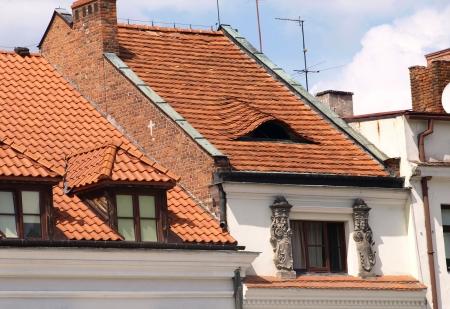 kazimierz dolny: Old house in Kazimierz Dolny, Poland Editorial