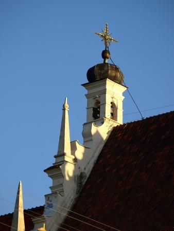 Church in Kazimierz Dolny, Poland Stock Photo - 14143563