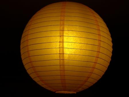 Paper Chinese lantern