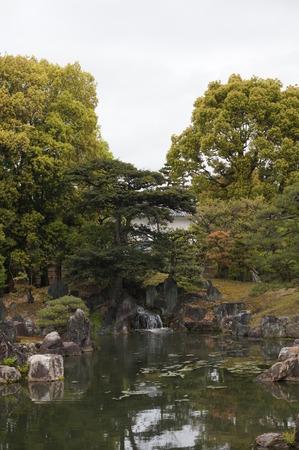 nijo: Japanese Garden in Nijo Castle
