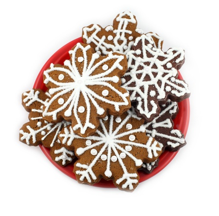 Snowflake Cookies photo
