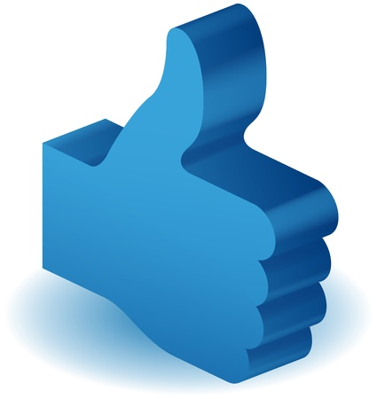 thumb's up: Thumbs Up Illustration