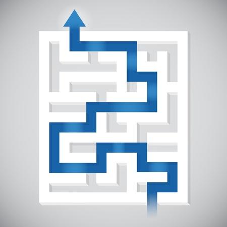 resoudre probleme: Trouver un chemin