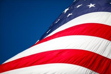 rippled: USA Flag