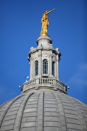 state of wisconsin: Wisconsin Capitol Dome