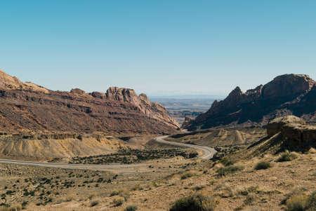 Canyon in Colorado