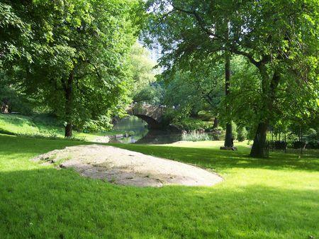 Ressort En Parc Central