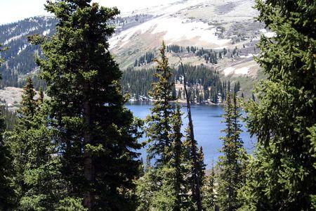 Mountain view in Colorado Stock Photo - 345045