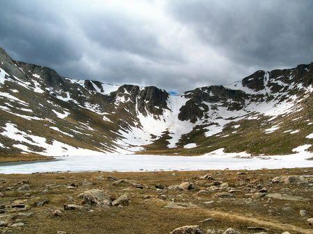 Mt. Evans Stock Photo - 351293