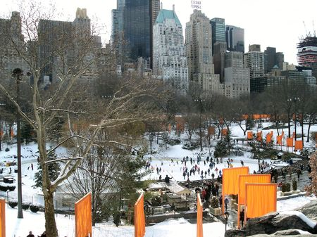 Winter in NYC Stock Photo - 351331