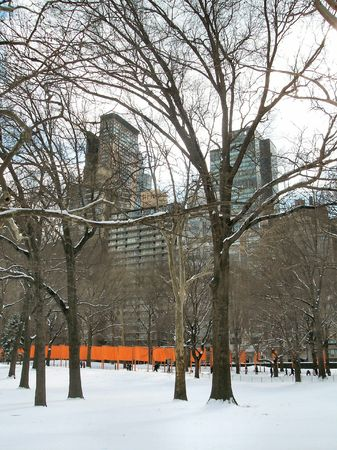 Winter in NYC Stock Photo - 351283