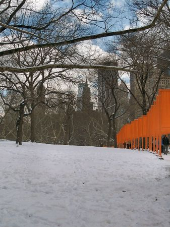 Winter in NYC Stock Photo - 351276