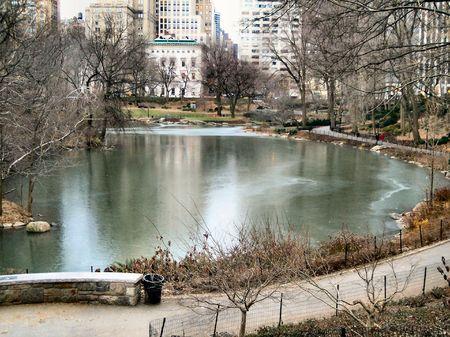 D'hiver � New York