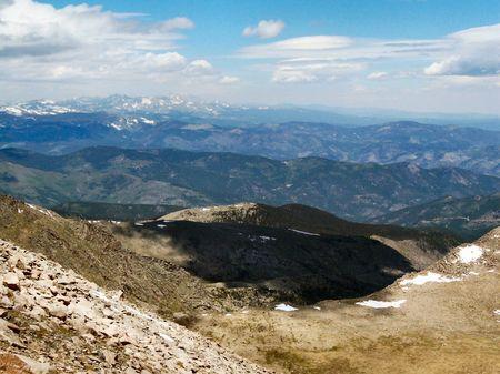 Mt. Evans Stock Photo - 377172