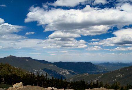 Mt. Evans Stock Photo - 360087