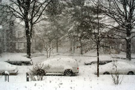 Snow day Stock Photo - 361340