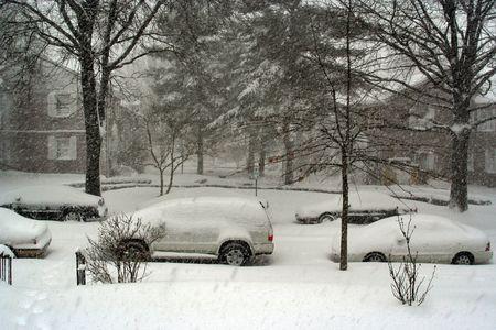 Snow day Stock Photo - 361338