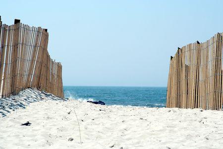 Une journ�e � la plage
