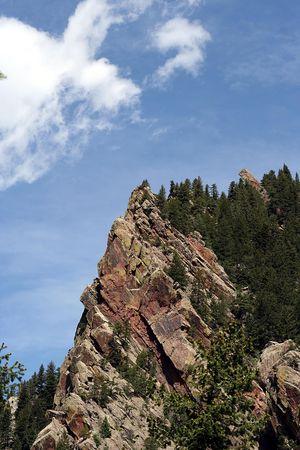 Rocky Mountain view photo