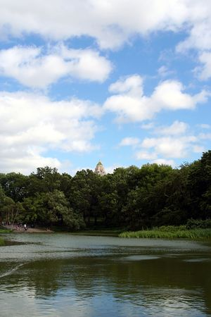 Summer in Central Park Stock Photo - 428155