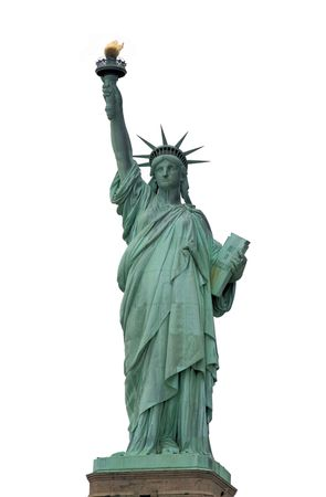 The Statue of Liberty Stock Photo - 1858939
