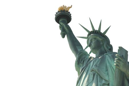democracy monument: The Statue of Liberty