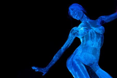 Bliss Dance Statue