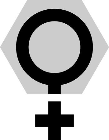 Lesbian geraden Sex