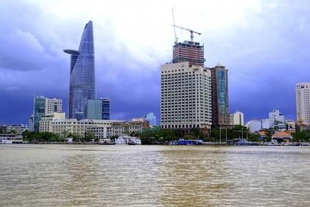 city hotel: taken in ho chinh city