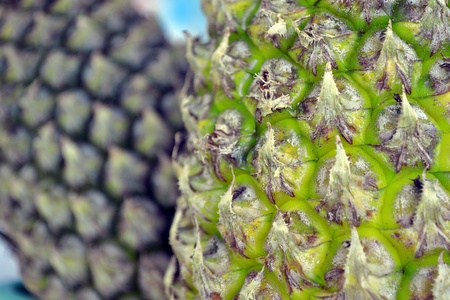 green pineapple for healthy life Stock Photo - 12235418