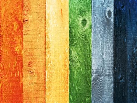 Distressed Vintage Grunge Wood Texture Backtround Design 2013 2014 Fashion Color Palette Trend, Mid Tones, Bouquet, Orange, Green, Melon, Coral, Powder Blue, Ink Blue