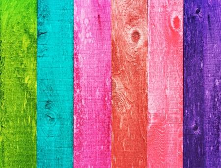 Distressed Vintage Grunge Texture legno backtround Progettazione 2013 2014 Fashion Color Palette Trend, Sorbetto, Toni media, Bouquet, acquamarina, verde acido, melone, corallo, glicine, mandarino