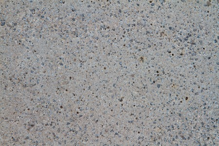 Detailaunfnahme the texture of exposed aggregate concrete photo