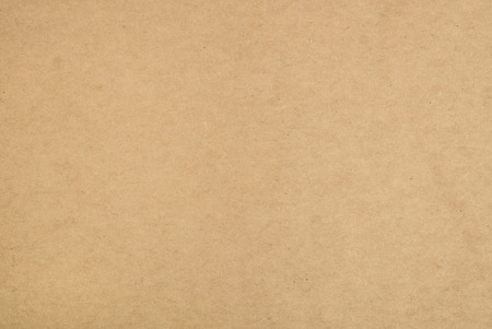 natural paper: Close up natural brown paper texture background