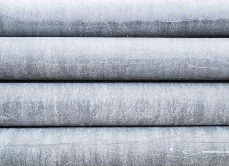 concrete: Close up Industrial cement concrete pipes texture Stock Photo