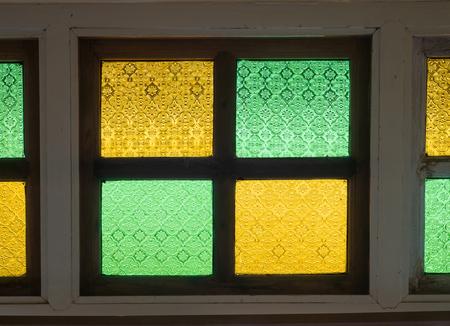 decorate: Decorate Color glass window