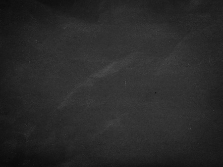 Black dusty crumpled paper texture background