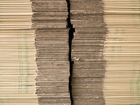 cardboard boxes pile texture background Фото со стока - 78156000