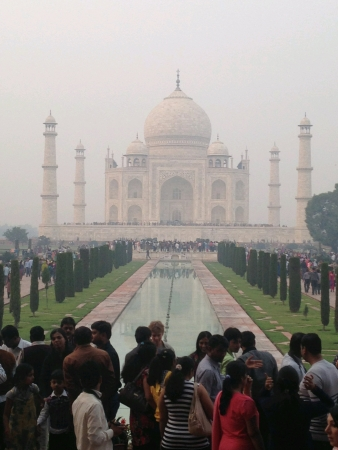 as one: taj mahal as one of the from seven wonders