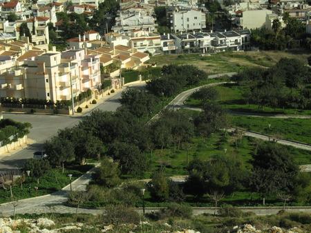 suburbs: suburbs from above