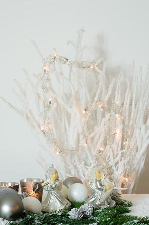 Luxury Christmas Decoration photo