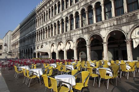 san marco: San Marco square restaurant in Venice