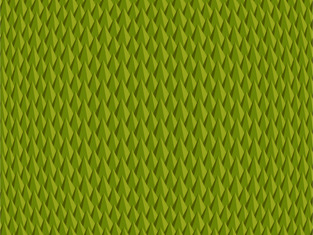 Low poly Durian texture for background, vector design Ilustração