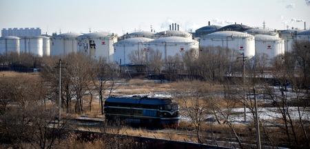 storage tank: Storage tank