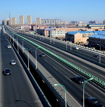 city road: City Road scenery