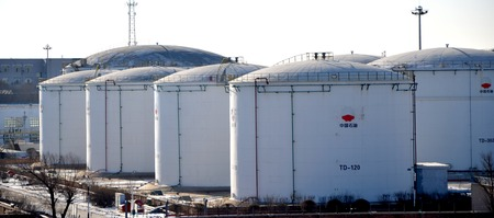 storage tanks: Petroleum storage tanks Editorial